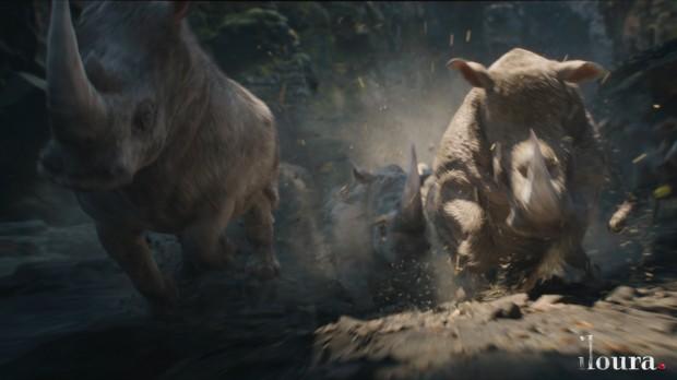 Iloura为《勇敢者游戏:决战丛林》创造犀牛