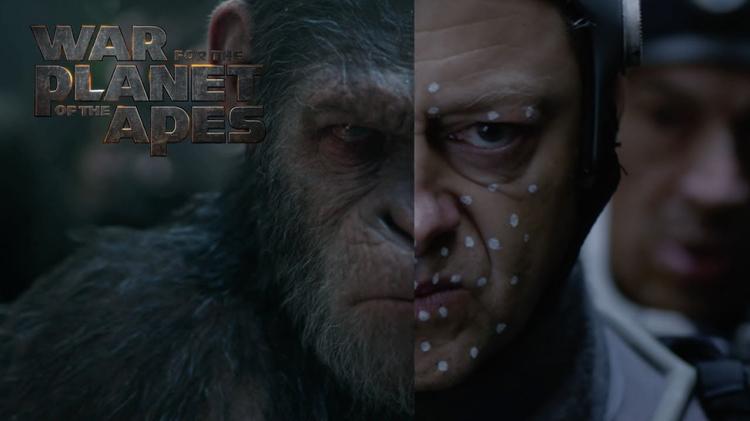 《猩球崛起:终极决战》- 动画特效幕后