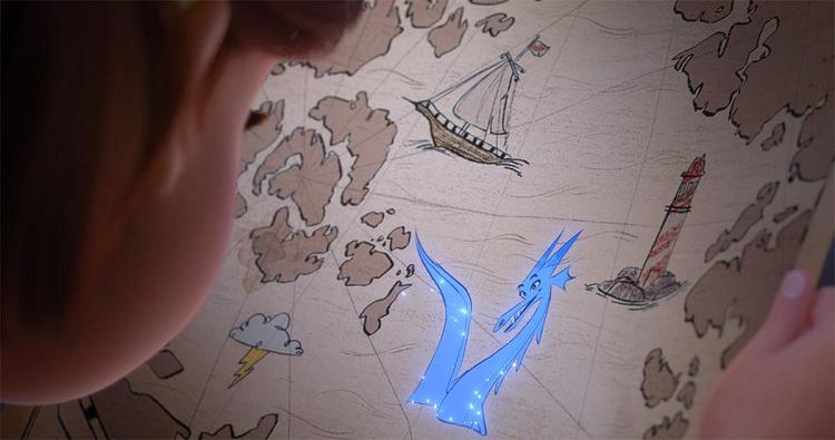 首支迪士尼工作室实习生团队短片《Ventana》