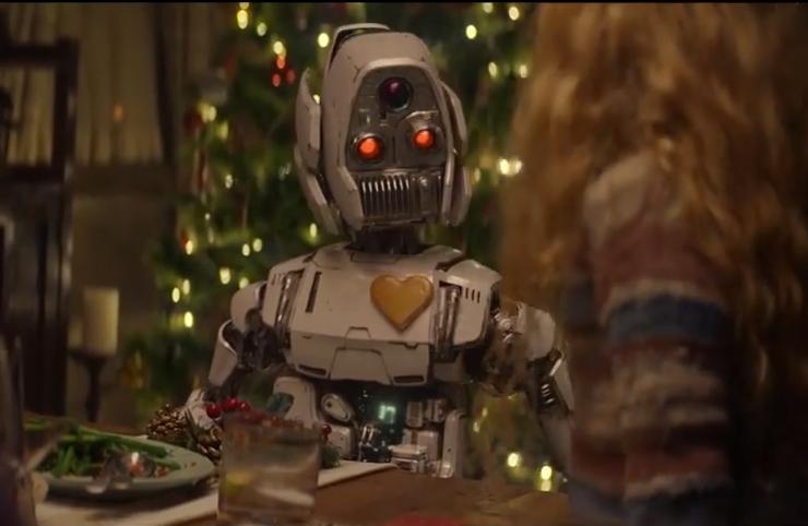 MPC《Edeka 2117》圣诞节广告幕后制作