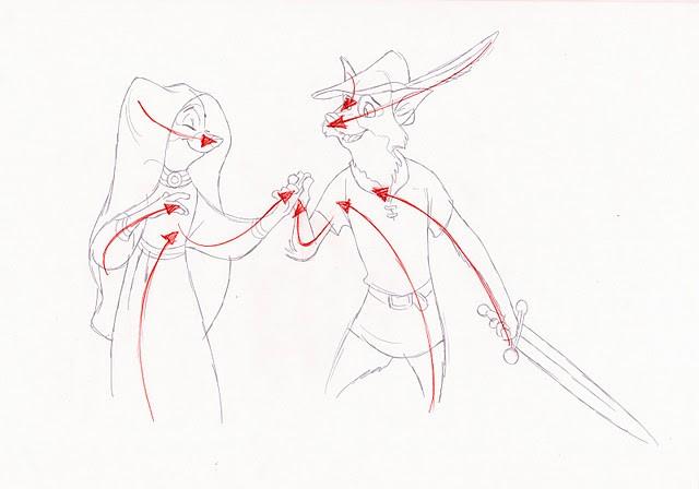 迪斯尼动画师 Andreas Deja 谈动画里的视觉焦点