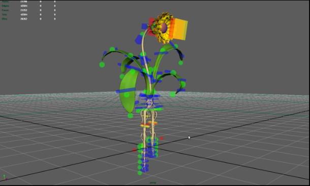04-迪士尼艺术家制作独立短片(Weeds)的那些事儿