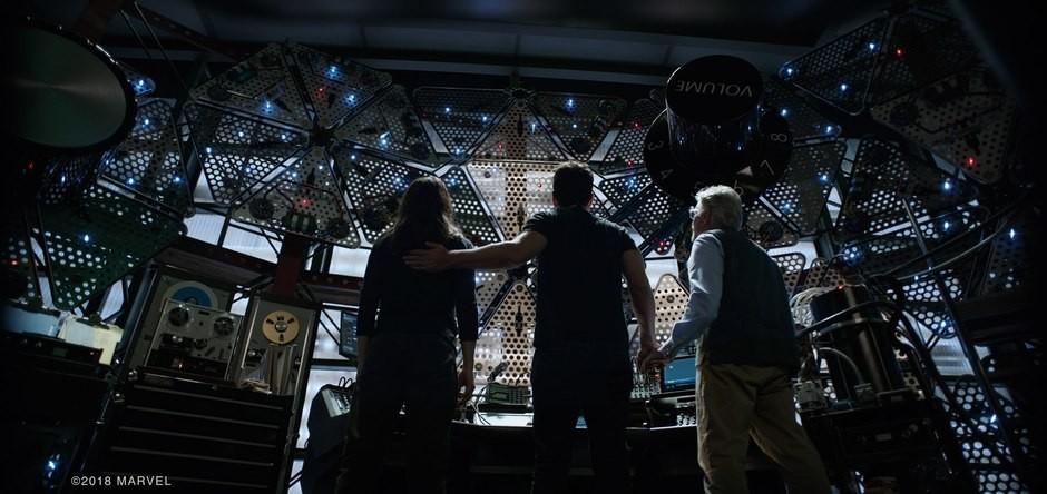 Cinesite为《蚁人》提供超级英雄的视觉特效和动画