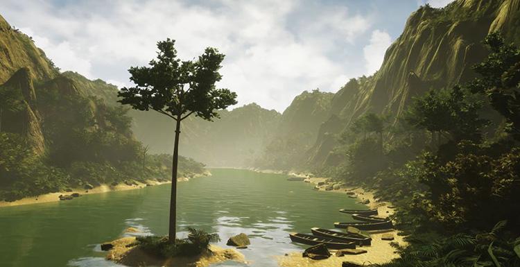 创建3D景观只需要简单的6步骤