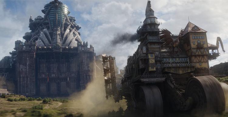 """来自Weta关于""""掠食城市""""的VFX制作分享"""