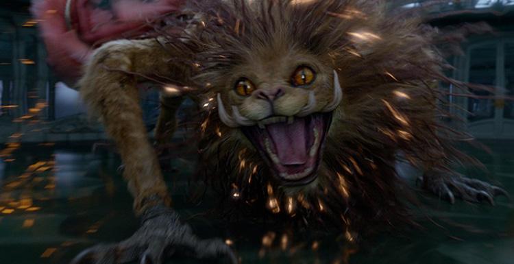神奇动物2:当你的CG创作是一个'多色,大象级的猫'时