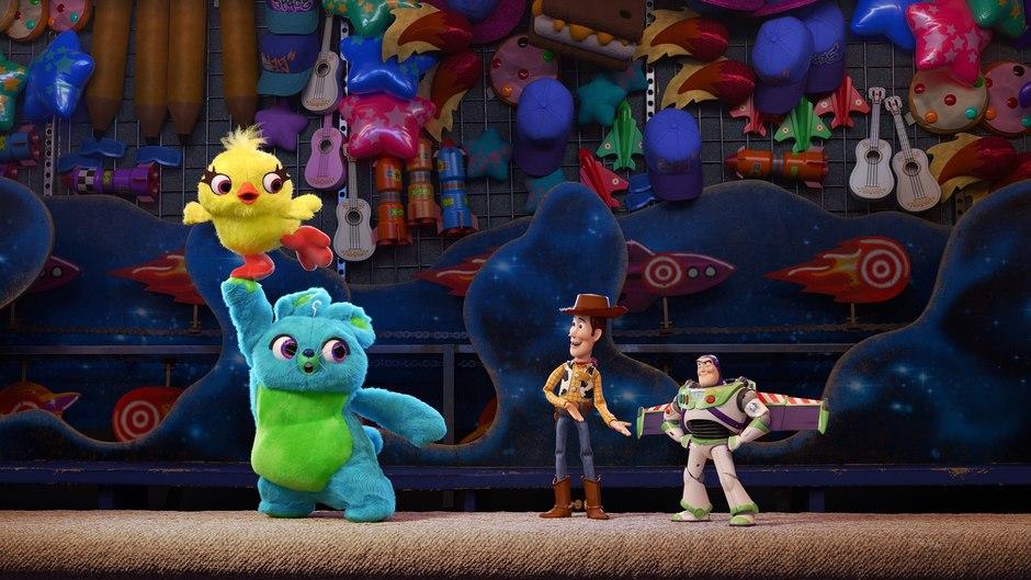 2019年推荐观看的迪士尼电影合集在这里-玩具总动员