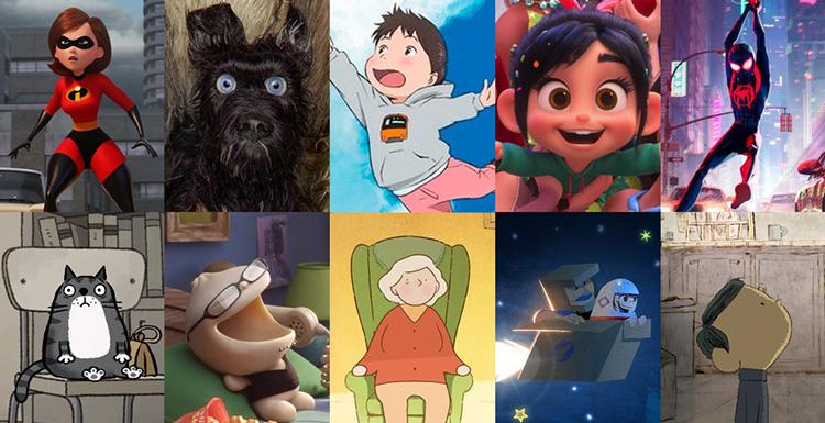 第91届奥斯卡宣布提名作品-影视动画篇章