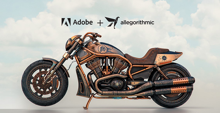 Adobe收购Allegorithmic:Substance加入Creative Cloud