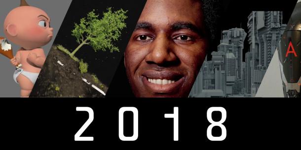 2018年最棒的视觉效果和CG动画-part Ⅱ
