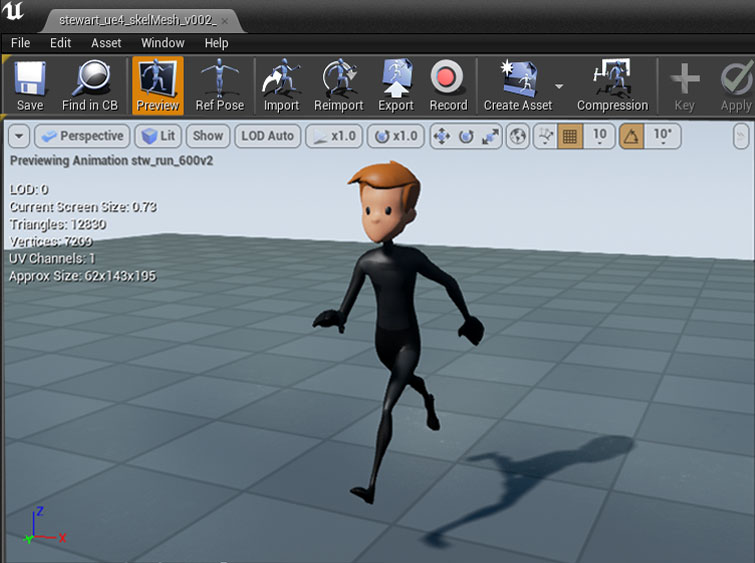 CG动画中的游戏动画有什么不同?