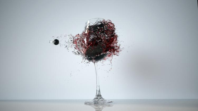 利用thinkingParticles制作破碎的玻璃杯教学