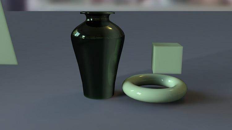 C4D材质渲染不出来的几组原因和解决方案