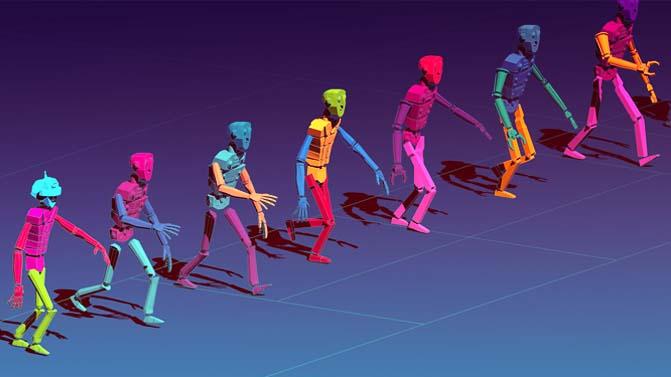 Maya和Houdini动画插件Atoms Crowd 3.0和AtomsUnreal更新