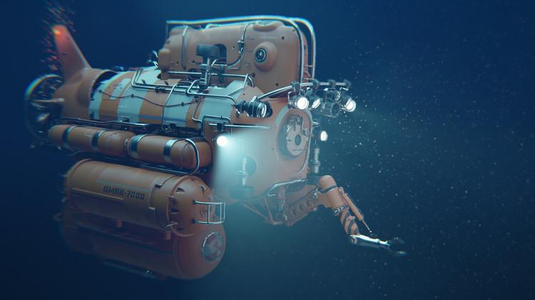 用Blende制作潜艇过程分享